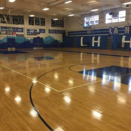 La Habra High Gym Modernization