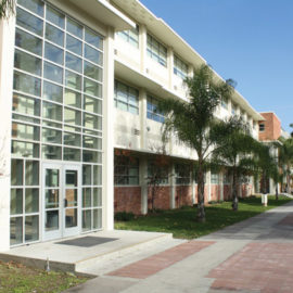 Jefferson Hall Modernization at LA City College